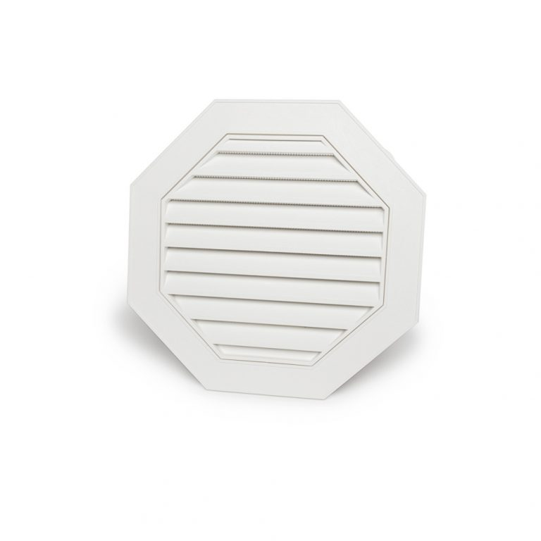 Octagon gable Vent - 22""